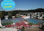 Camping avec Piscine Commequiers - Camping Paradis Domaine De Bellevue-1
