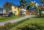 Hôtel Sundsvall - Nygården B&B Hälsingegård-2