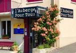 Location vacances Brey-et-Maison-du-Bois - Auberge Pour Tous-4