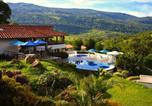 Location vacances Barichara - Quinta Sierra De La Cruz-1