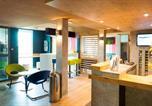 Hôtel Donville-les-Bains - Ibis budget Granville-4
