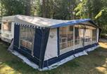Camping  Acceptant les animaux Pologne - Przyczepa Adria Aloha #1 Hel camping Kormoran Amw Rewita-4