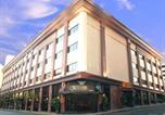 Hôtel Asunción - Granados Park Hotel-2