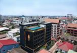 Hôtel Vientiane - Lao Poet Hotel-1