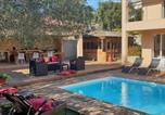 Location vacances Conca - Superbe maison avec wifi piscine jacuzzi et prise tesla-3