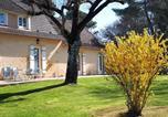 Hôtel Tourliac - Le bois du bournat-1