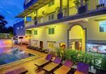 Hôtel Cambodge - Siem Reap Pub Hostel-2