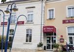Hôtel Château-du-Loir - Logis Le Vedaquais-2