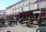 Hôtel Crillon-le-Brave - Hôtel-Restaurant Le Blueberry-4