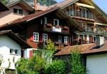 Location vacances Brienz - Holiday Apartment Bellevue-1