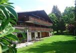 Hôtel Genessay - Hotel Alpine Lodge-2