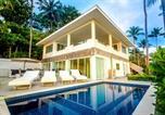 Location vacances Ko Lanta Yai - Exclusive Beachfront Villa-1