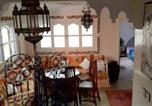 Location vacances Guelmim - House with 3 bedrooms in Mirhleft with enclosed garden and Wifi-1