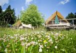 Camping avec Piscine Font-Romeu-Odeillo-Via - Huttopia Font-Romeu-1