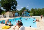 Camping avec Parc aquatique / toboggans Auvergne - Camping Les Loges-1