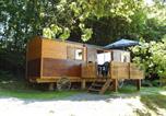 Location vacances Bouillon - Roulotte Papillons-1