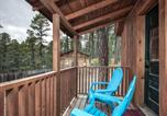 Location vacances Ruidoso - Crescent Moon, Studio, Fireplace, Jetted Tub, Midtown, Sleeps 2-1