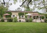 Location vacances Bretagne-d'Armagnac - Vintage Villa in Beaumont with Swimming Pool-2