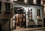 Hôtel Bruges - The Pand Hotel - Small Luxury Hotels of the World-2