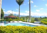 Hôtel Quimbaya - Hotel Campestre Villa Quindio-1