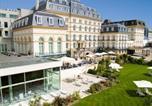 Hôtel 4 étoiles Donville-les-Bains - Hotel de France-1
