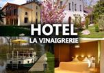 Location vacances  Haute-Marne - Hôtel La Vinaigrerie-1