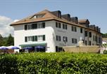 Hôtel Divonne-les-Bains - Hôtel Restaurant La Croix Verte-1