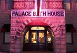 Hôtel Eureka Springs - The Palace Hotel and Bath House Spa-3