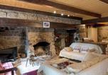 Location vacances Saint-Régis-du-Coin - A Beautiful Stone farmhouse-4