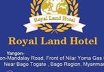 Hôtel Myanmar - Royal Land Hotel-3