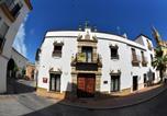 Location vacances Andújar - Palacio Sirvente Mieres-4