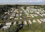 Camping avec Accès direct plage Dunkerque - Camping les Palominos la Plage-1
