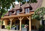 Camping avec Quartiers VIP / Premium Dordogne - Camping Les Charmes-3