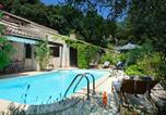 Location vacances Bonnieux - Goult Villa Sleeps 6 Pool Wifi-1