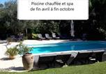 Location vacances Vernet-les-Bains - Les Coulisses du Domaine de la Tannerie-3
