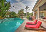 Location vacances Lighthouse Point - Large Pompano Home with Pool 1 Block to Private Beach-2