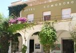 Hôtel Llançà - Hotel Comodoro-1