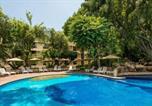 Hôtel Cuernavaca - Camino Real Sumiya Cuernavaca-3