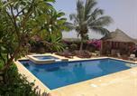 Hôtel Dakar - Villa Paradise Elodie-4