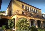 Location vacances Sant Andreu de Llavaneres - Medieval tower & villa by the sea-1
