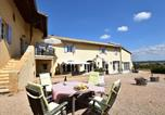 Location vacances Saint-Point - Vintage Farmhouse in Vinzelles with Pool-2