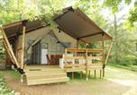 Camping avec Site nature Nabirat - Camping les Pialades-4