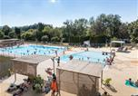 Camping avec Piscine couverte / chauffée Ounans - Camping Boyse-1