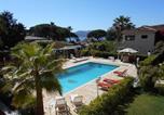 Hôtel Gassin - Hotel Brin d'Azur-3