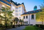 Hôtel Zurich - Hotel Glockenhof Zürich-1