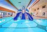 Hôtel Wisconsin Dells - Grand Marquis Waterpark Hotel & Suites-4
