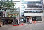 Hôtel Corée du Sud - Step Inn Myeongdong 2-1