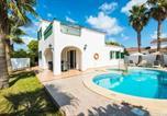 Location vacances Cala en Forcat - Villa Ingrid-1
