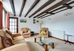 Location vacances Beddgelert - Holiday Home Glaslyn Cottage-4