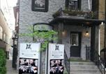 Hôtel Toronto - Wellesley Manor Boutique Hotel-2